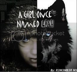A Girl Once Named Leah