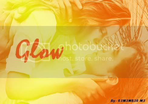 Glow - Fanfiction Banner