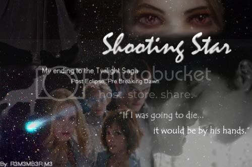 Shooting Star - Fanfiction Banner